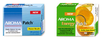 Free Sample Of The Aroma Patch tm