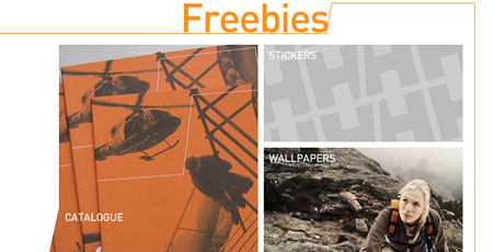 Free Helly Hansen Stickers