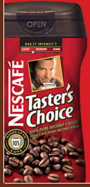 Free Sample NESCAFÉ® TASTER'S CHOICE®