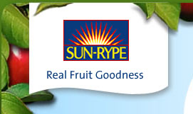 Free Fruit-to-go by Sun-Rype