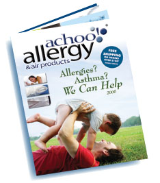 Free Sample of Achoo Allergy Breathe Right Nasal Strips & Catalog