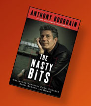 Free Book- The Nasty Bits by Anthony Bourdain