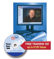 Free AppDev Training CD-ROM!