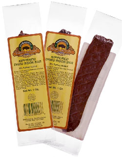 Free Sample Bison Jerky