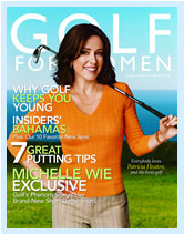 free magazine golf for women