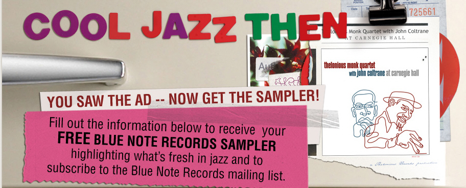 Free Jazz Blue Note CD Sample