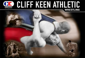 Free poster of Olympic Champion, Cael Sanderson (use code CAEL)