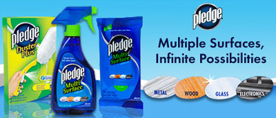 Free Pledge® Multi-Surface Clean and Dust™