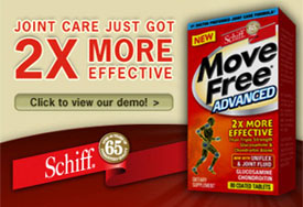 Free Move Free Joint Care Fluid