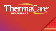 Free ThermaCare heat wrap