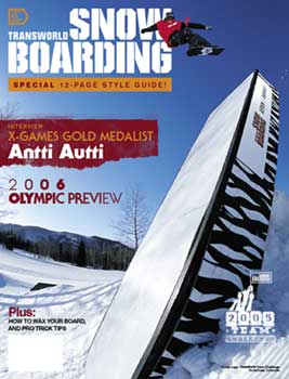 Free Ski and Snowboarding Magazines for 3 months