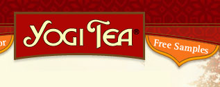 Free samples from Yogi Tea Company