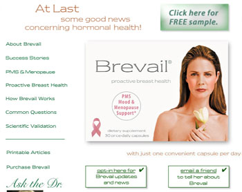Free sample of Brevail