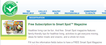 Free Subscription to Smart Spot Magazine