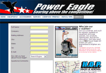 "Free ""Power Eagle� Poster"