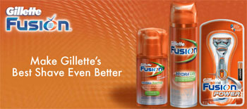 Free Gillette Fusion HydraSoothe After Shave Balm