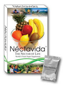 Nectavida Supplement Sample