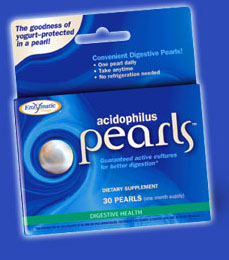 Free Acidophilus Pearls sample