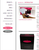 Free Diva In A Box Hair Color sample