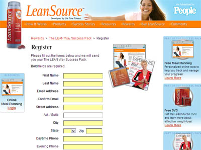 Free The LEAN Way Success Pack