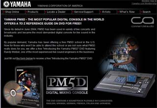 YAMAHA PM5D A TO Z REFERENCE GUIDE ON DVD FOR FREE