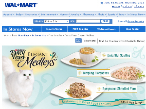 Free Fancy Feast Elegant Medleys Gourmet Cat Food Sample