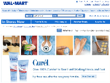 Free Curel Targeted Therapy Sample from WalMart