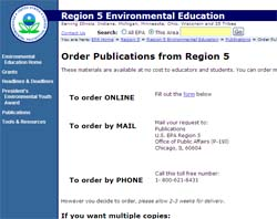 Free Great Lakes Atlas, Coloring Books, Posters, Activity Books and More from the EPA