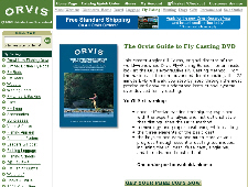 Free Orvis Guide to Fly Casting DVD