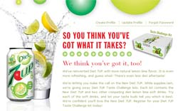 Free Diet 7-Up Taste Challenge Kit