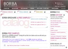 Age Defying Aqua-Less Crystalline Packet from BORBA