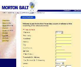 Free morton salt free online recipe box samples and coupons