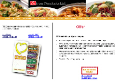 Free No Yolks Recipe Pamphlet and Coupon