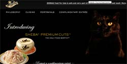 Free Sample of Sheba Premium Cuts