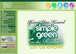 Free Simple Green Cleaner