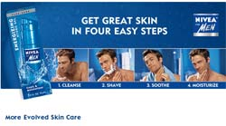 Free NIVEA® FOR MEN
