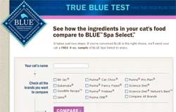 Free Blue Buffalo dog and cat food samples