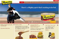 Free stuff from purina Mighty Dog Select