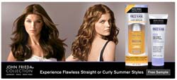 Free Sample of Frizz-Ease® Thermal Protection Serum