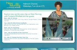 Free Hallmark Channel's New Morning w/ Timberly Whitfield Daily Survival Kit