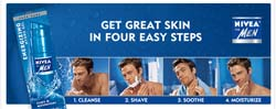 Free Sample of NIVEA® FOR MEN Skin Care