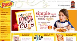 Free Soccer Mom Shortcuts Book from Ragu