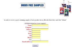 Free TapFree Drill Fluid Sample