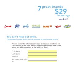Free Solutions for Easy Living coupon book