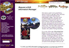 Free Liddle's Fishing Adventures DVD Package