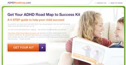 Free Kit Parents of Children with ADHD