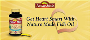 Nature Made Fish Oil from Walmart Samples