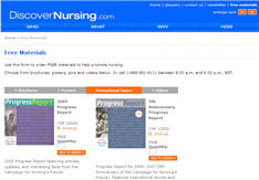 Free Nursing Lapel Pin and Dare to Care