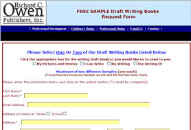 Free Draft Writing Books