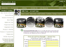 Free Q-Leaf Green Teas Sample
